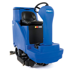 Focus II Rider 34 DiscRide-On Automatic Floor Scrubber