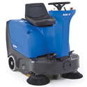 commercial industrial floor sweepers