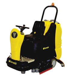 BD 26/30Ride-On Automatic Floor Scrubber
